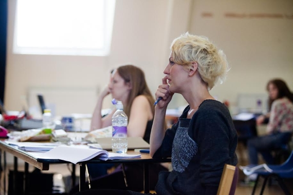 'I'm a feminist and that informs everything': Maria Aberg in rehearsal for Hotel