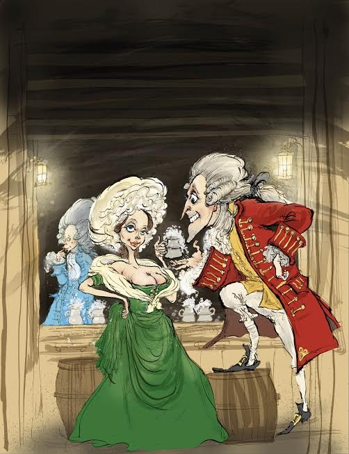 Artwork for She Stoops to Conquer