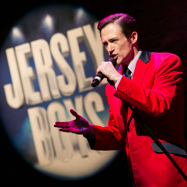 Tim Driesen will play Frankie Valli