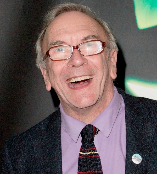 Sam Kelly at a media night for Wicked in December last year