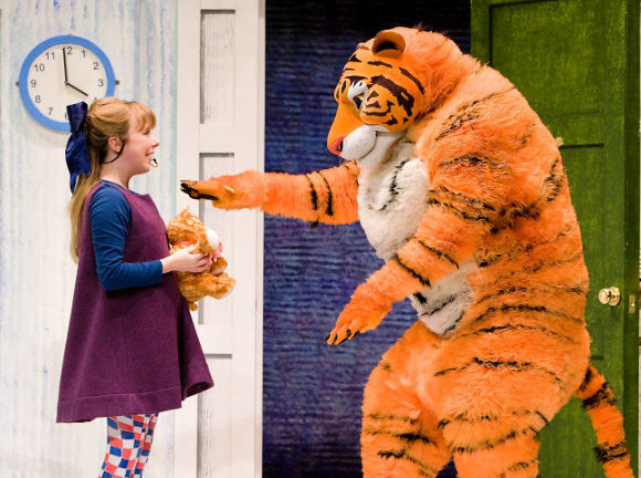 The Tiger Who Came to Tea is one of the shows taking part in Kids Week