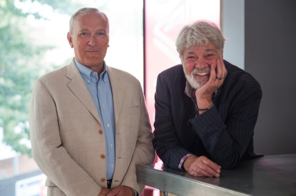 Simon Greenall and Matthew Kelly will play Nellie and Cecil