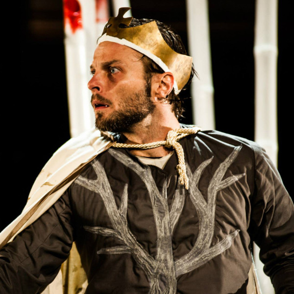 David Hywel Baynes as Richard III