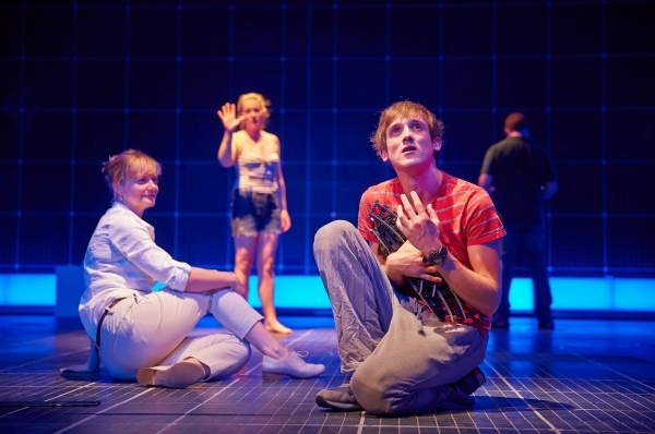'It was unlike anything I'd ever read' - Graham Butler as Christopher Boone