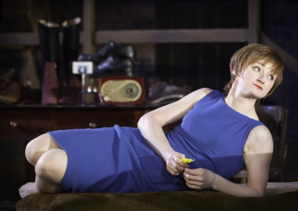 Jodie McNee in Hobson's Choice at the Open Air Theatre