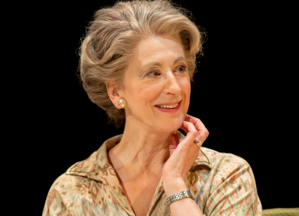 Maureen Lipman as Ellie in Daytona