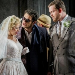 A scene from Glyndebourne's Don Giovanni