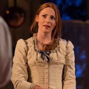 Rosalie Craig as Miss Julie in Miss Julie