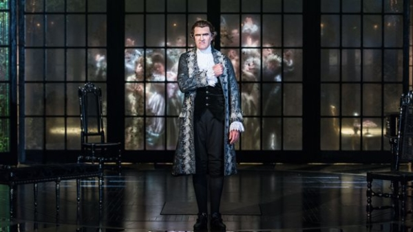 A bravura performance: Rupert Everett as Salieri