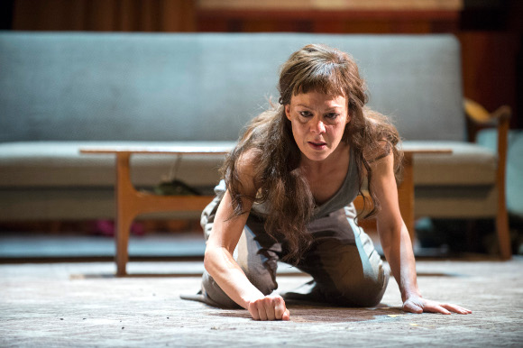 Helen McCrory as Medea
