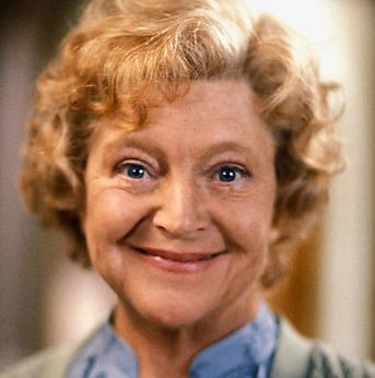 'She was a star, and a mum.' Dora Bryan