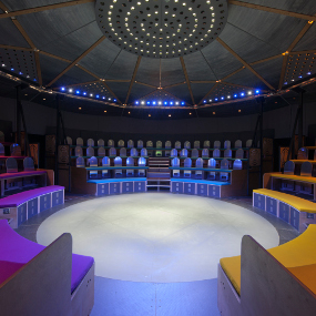 The Roundabout venue at Summerhall