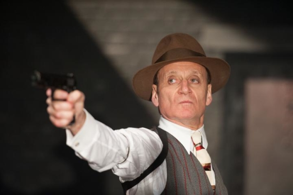 Michael Feast in The Resistible Rise of Arturo Ui