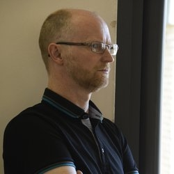 Northern Broadsides' resident director and composer, Conrad Nelson