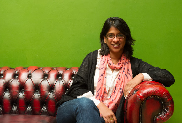 Tricycle artistic director Indhu Rubasingham