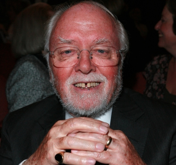Richard Attenborough in 2006