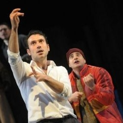 The original production of The Kite Runner