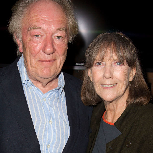Eileen Atkins with Michael Gambon