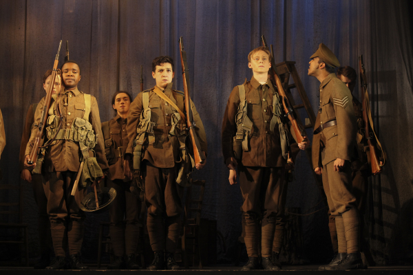 The NYT's production of Private Peaceful