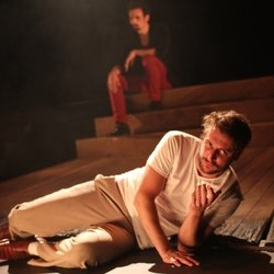 DumbWise's adaptation of Faust at Cast, Doncaster