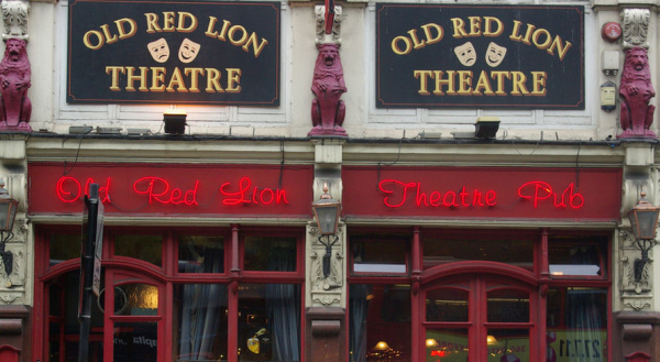 'I want to see people radically transforming the space' - the Old Red Lion