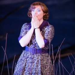 Natalya Romaniw as the Governess in The Turn Of The Screw (Glyndebourne Tour)