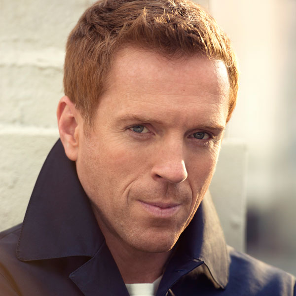 Damian Lewis  - 2018 Red hair & alternative hair style.