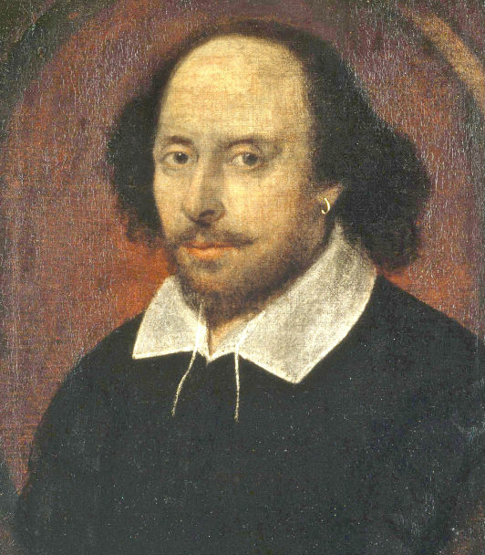 Anonymous author? William Shakespeare
