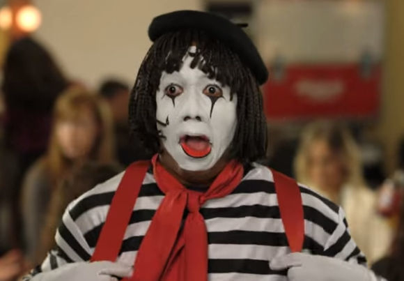 Spoofs such as Nick Cannon's on America's Got Talent have hardened mime's poor reputation