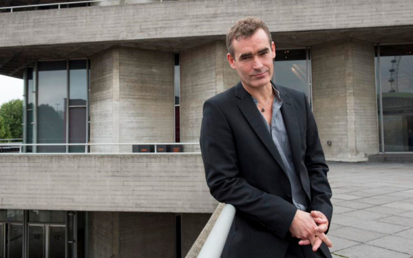 Rufus Norris at the National Theatre