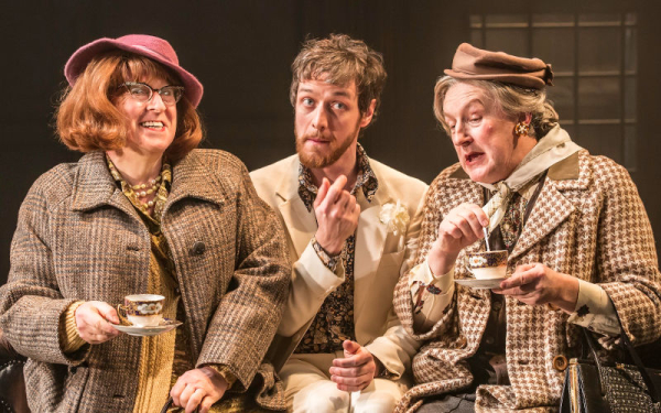 Revivals such as The Ruling Class at Trafalgar Studios are now less common than new work
