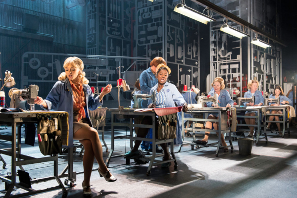 Everybody out: The cast of Made in Dagenham