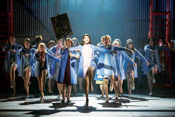 Gemma Arterton and the cast of Made In Dagenham