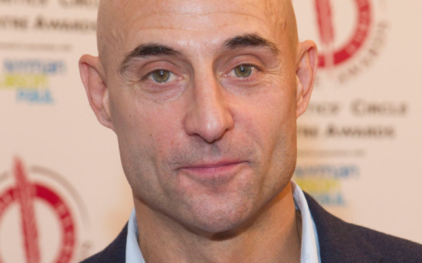 'Sometimes you're hot and sometimes you're not' - Mark Strong