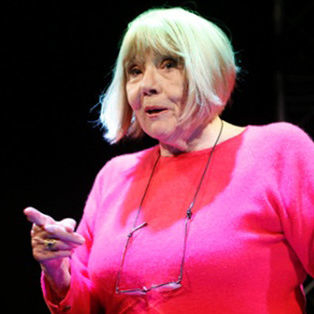 Diana Rigg performing No Turn Unstoned
