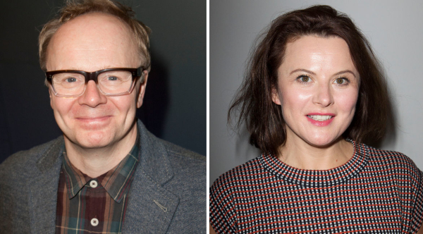 Jason Watkins and Monica Dolan will play Mr and Mrs Twit