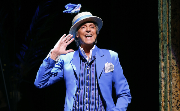 Tommy Tune in the New York City Centre Encores! production of Lady, Be Good