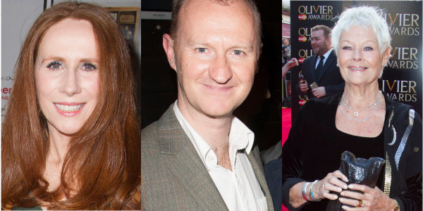 Catherine Tate, Mark Gatiss and Judi Dench are all in The Vote