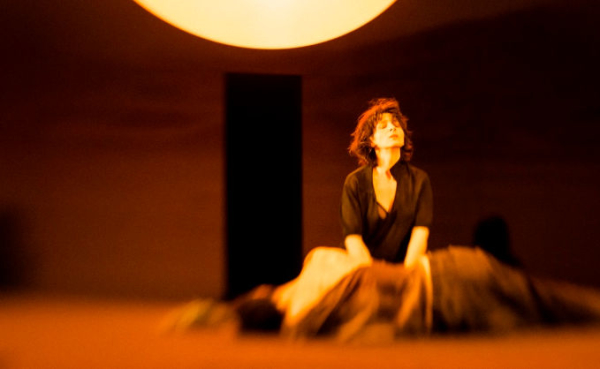 'It's very trippy and claustrophobic' - Juliette Binoche in Antigone