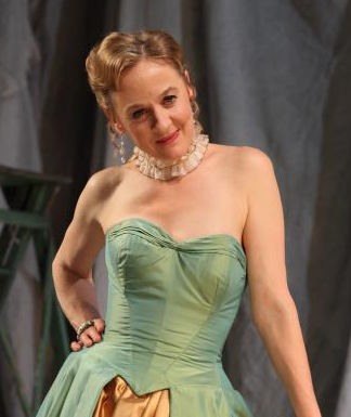 Niamh Cusack in The Rehearsal