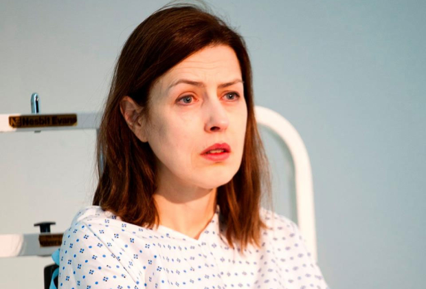 Gina McKee as The Mother