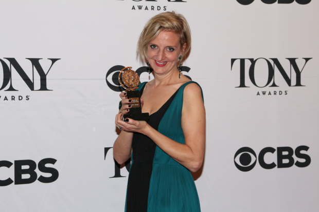 Marianne Elliott (Curious Incident)