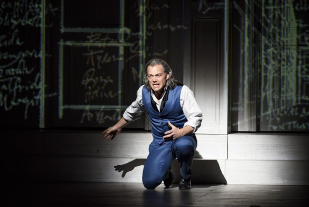 Christopher Maltman as the Don in Don Giovanni (ROH)