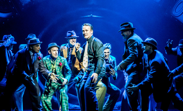 Jamie Parker in Guys and Dolls