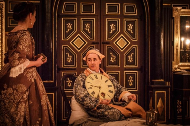 Mark Rylance in Farinelli and the King