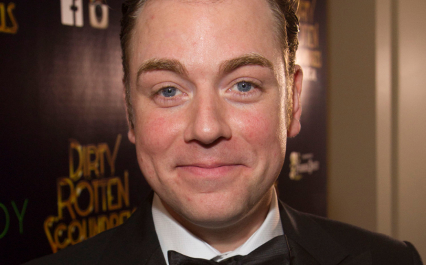 Rufus Hound has recently starred in Dirty Rotten Scoundrels and One Man, Two Guvnors