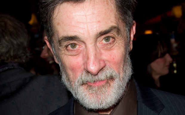 Roger Rees at the Olivier Awards in 2010
