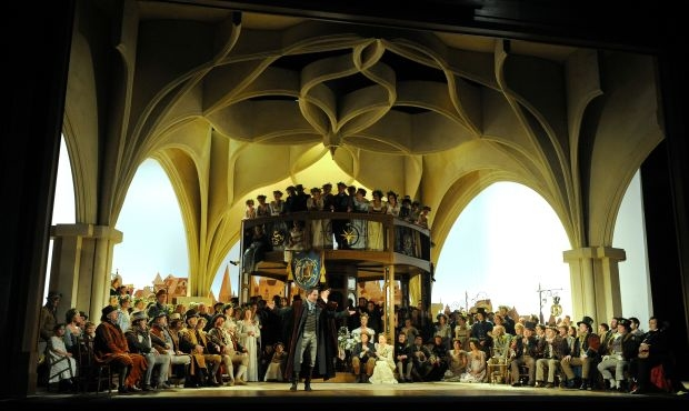 David McVicar's production of Die Meistersinger von Nürnberg (Glyndebourne)