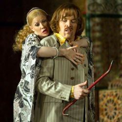 Michael Grandage's 2012 production of Le nozze di Figaro (Glyndebourne)