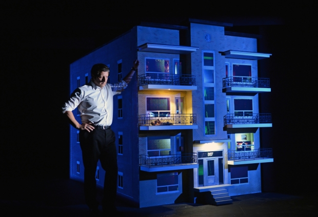 Renowned director Robert Lepage returns to the International Festival this year